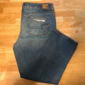 American Eagle Boy Crop Jean